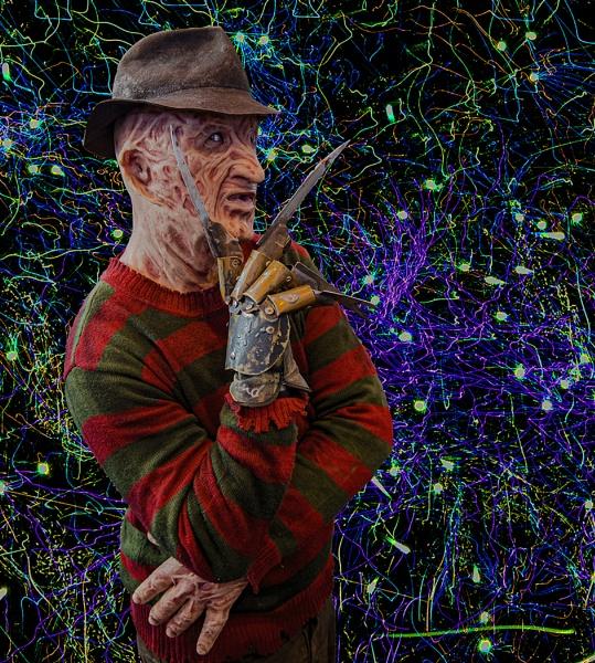Freddy Krueger by ugly