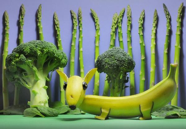 Banana Drama by TomSaetan