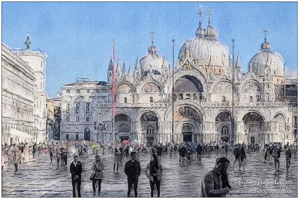 Basilica di San Marco by TrevBatWCC