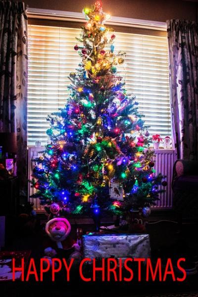Happy Christmas by rambler