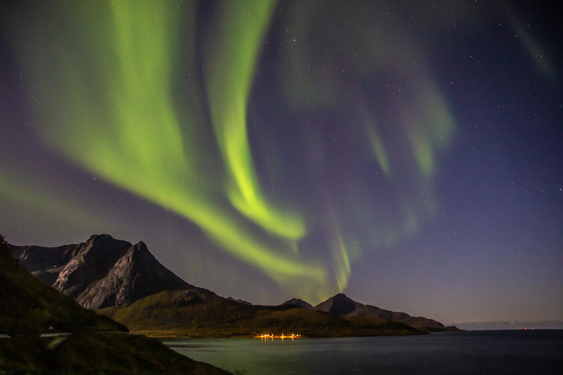Grotfjorden - Norway