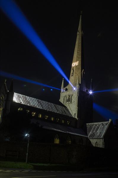 Snettisham Church 1 by beetlejuice