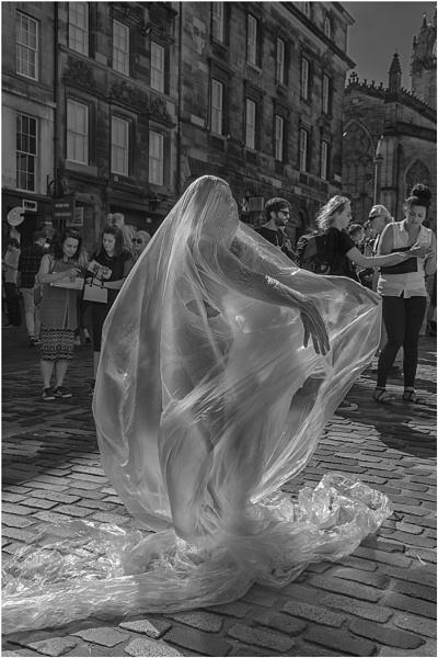 Street Dancer by stevenb