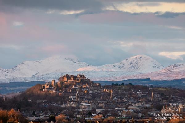 Stirling Castle by GHGraham