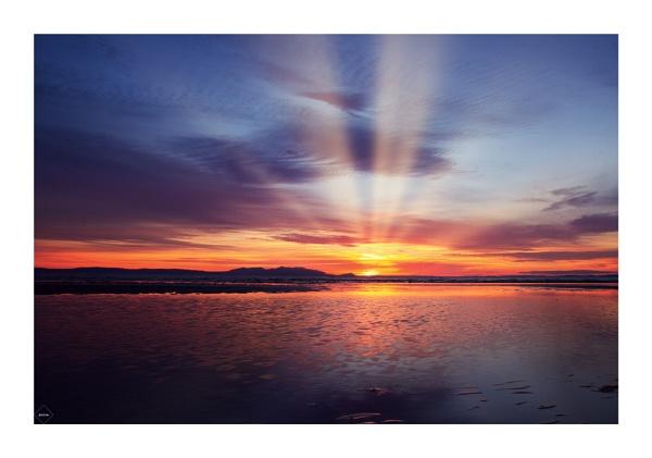 Ayrshire Sunset by mohikan22