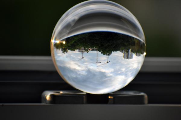 Spherical image