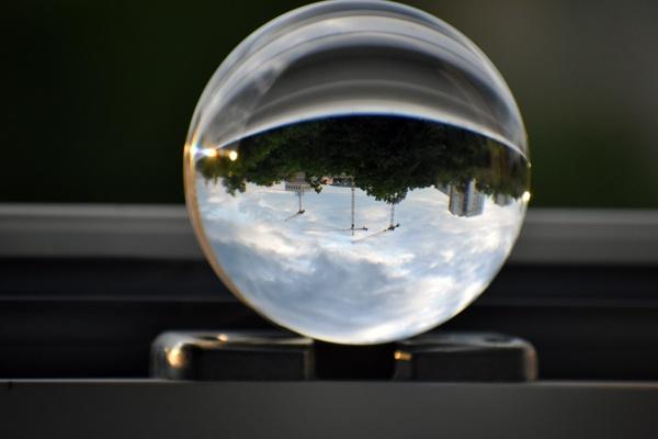 Spherical image by Laslo