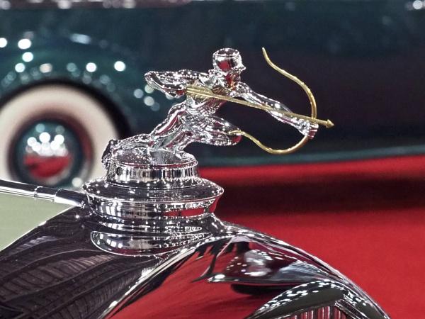 Antique Cars #9 by handlerstudio