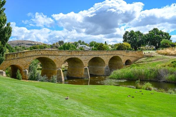 Richmond bridge by ColleenA
