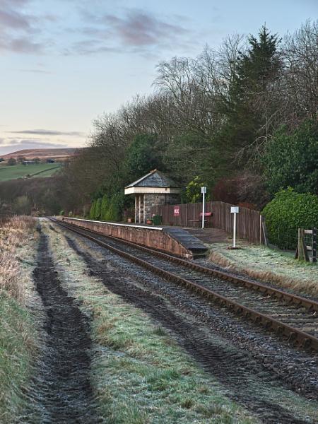 irwell vale station 2 by stefan