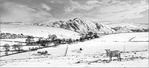 The Winter farm by Stevetheroofer