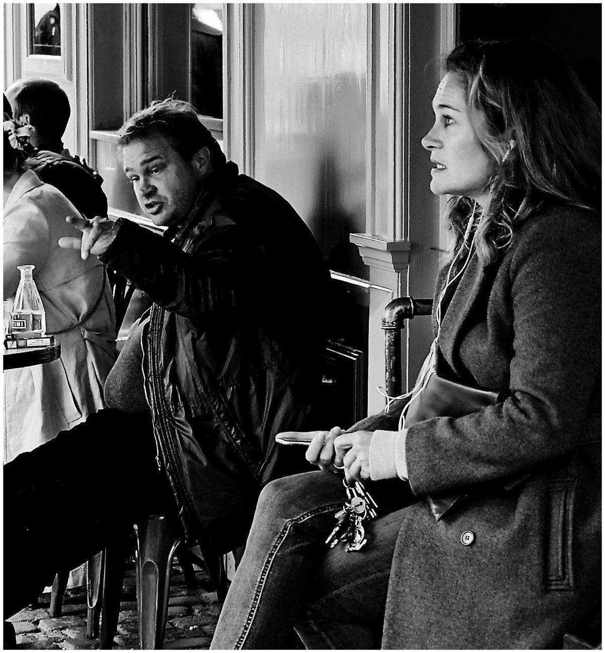 The Copenhagen Cafe