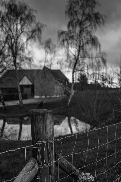 Fenced Off by AlfieK