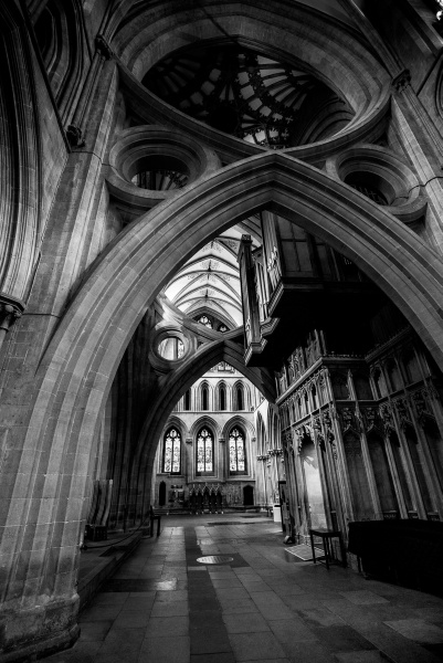 Well Cathedral by Acancarter