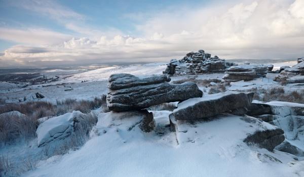Winter on the high moor by oldbloke