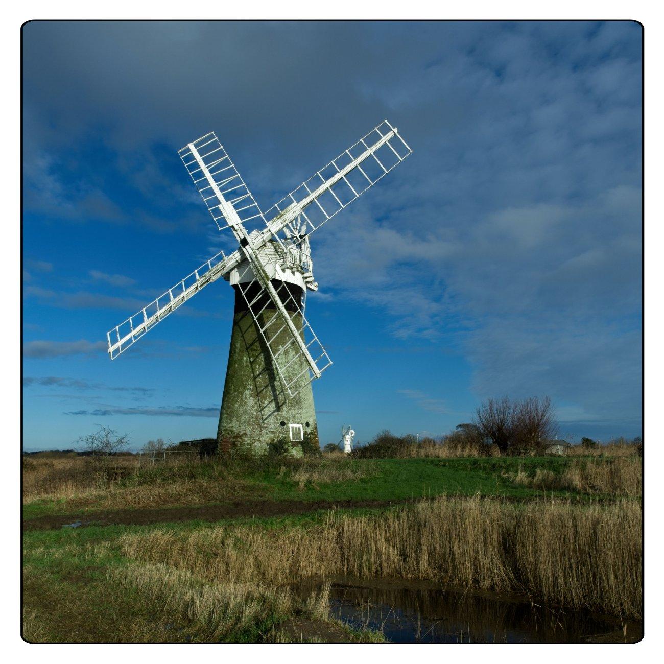 Norfolk windpump
