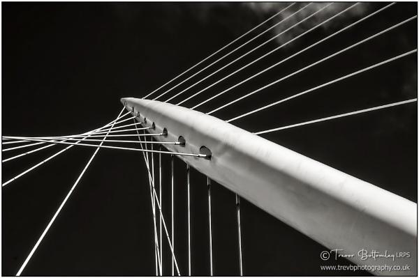 Trinity Bridge, Manchester by TrevBatWCC