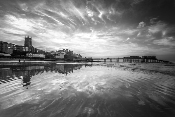 Black & White Sunset by Scooby10