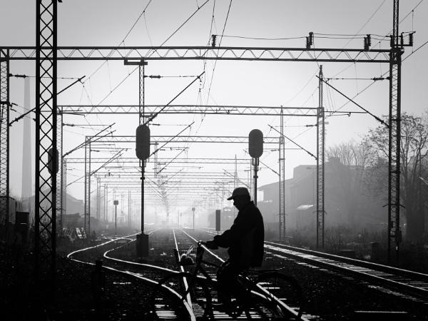 About the railway - XXIX by MileJanjic
