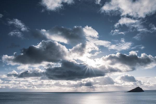South Devon Lockdown - Every cloud has a silver lining. by Sharkman