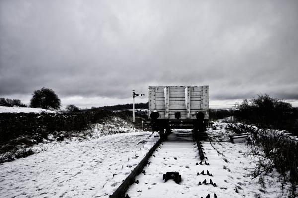 middleton top in snow by stevegilman