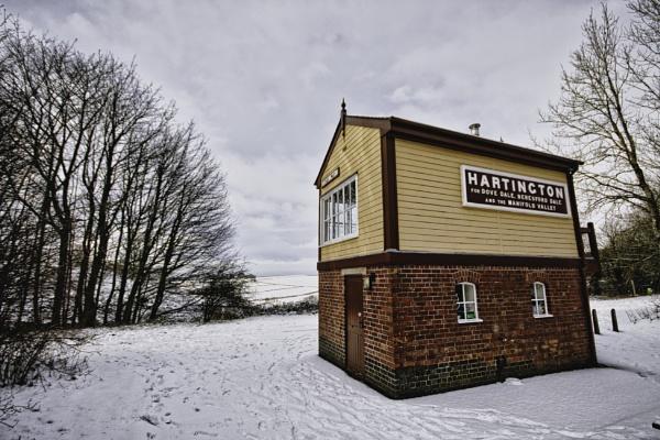 hartington signal box by stevegilman