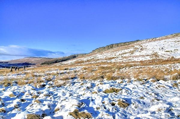 Stanedge In Derbyshire by harrywatson