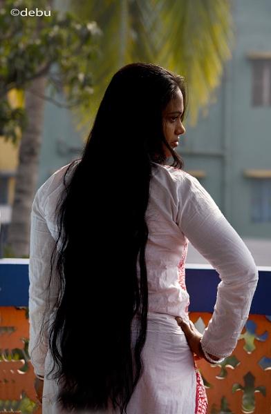 Long Hair Love by debu