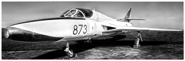 Hawker Hunter T8 by Alan_Baseley