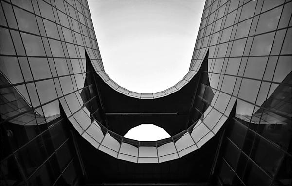 Batman Building Southbank London by StevenBest