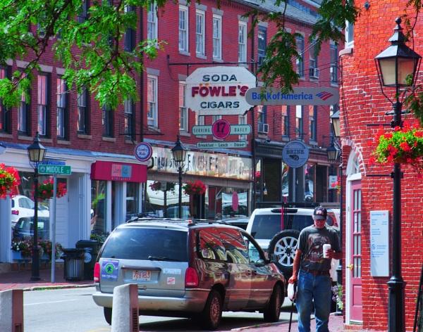 Newburyport, Ma.  (best viewed large) by gconant