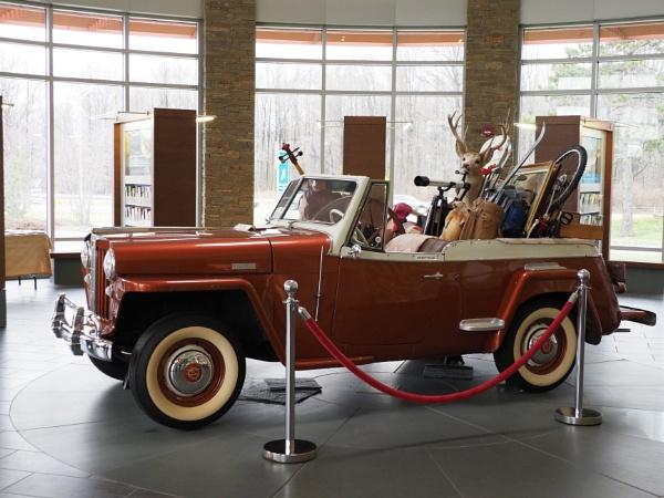 Antique Cars #20 by handlerstudio
