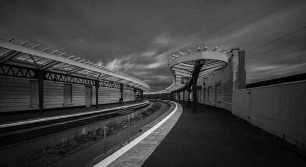 Folkestone Harbour Station by ChristopherA