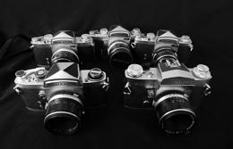 My Miranda cameras