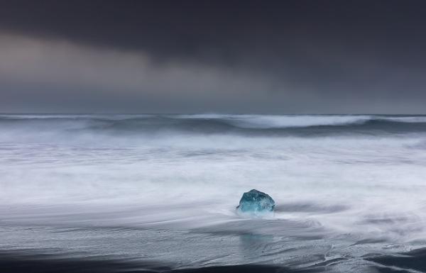 Ice beach... by trusth
