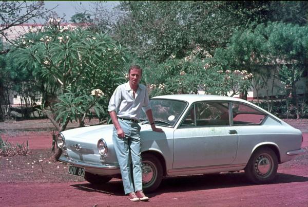 Fiat 850 Sports by Karuma1970