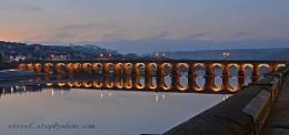 the Old Bridge at Bideford
