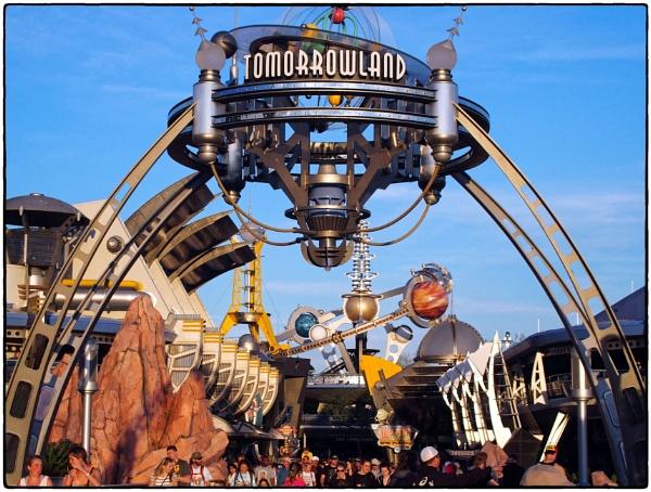 Tomorrowland by DaveRyder