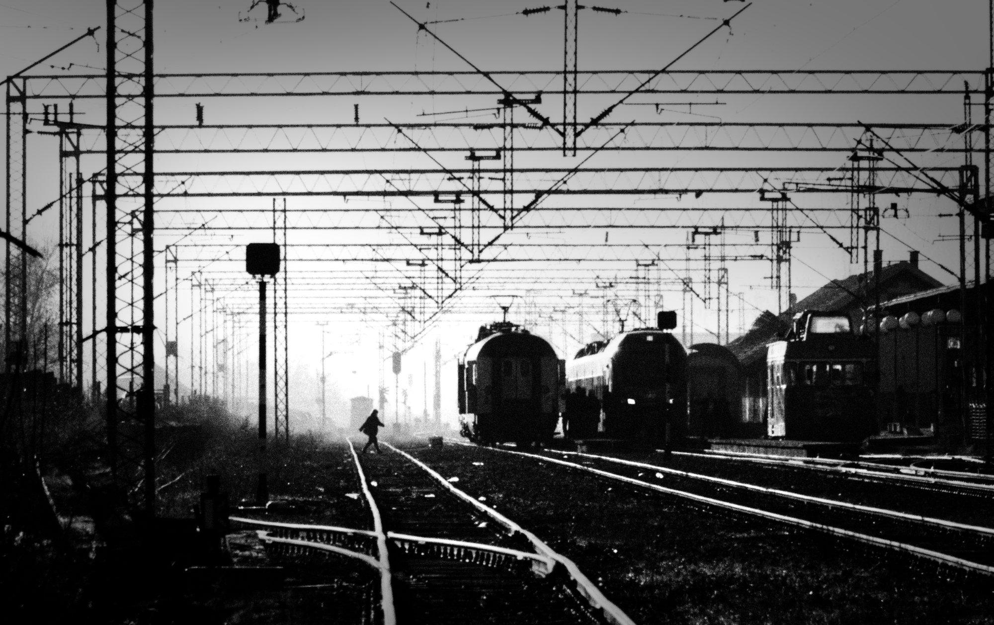 About the railway - XXXII