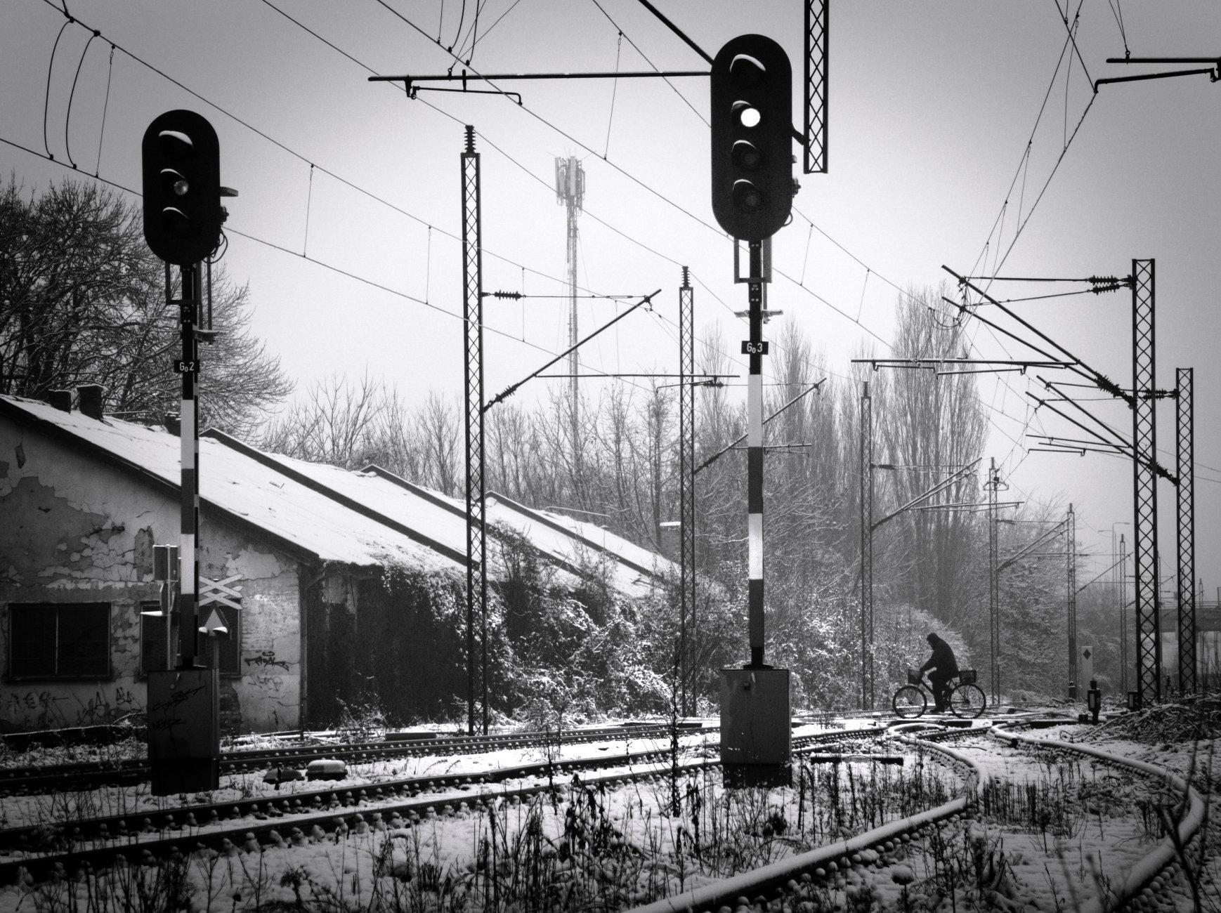 About the railway - XXXV