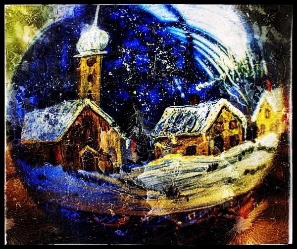 Winter Glass by Monochrome2004