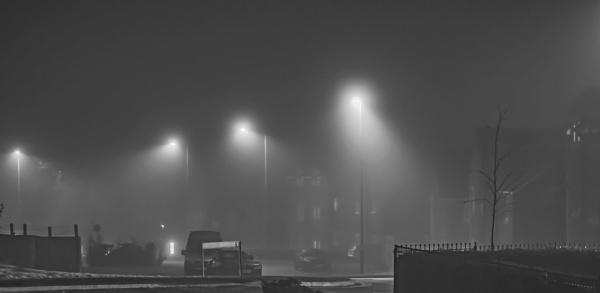 Foggy Night by Bore07TM