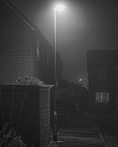 Foggy Night II by Bore07TM