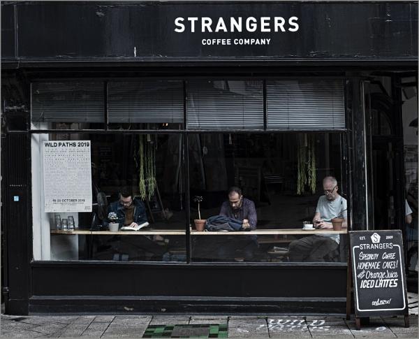 Strangers by AlfieK
