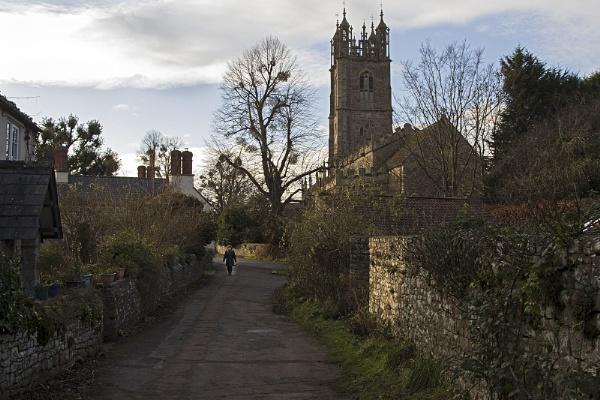 St Mary\'s Church Thornbury Bristol by VincentChristopher