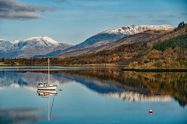 Loch Linnhe by dven