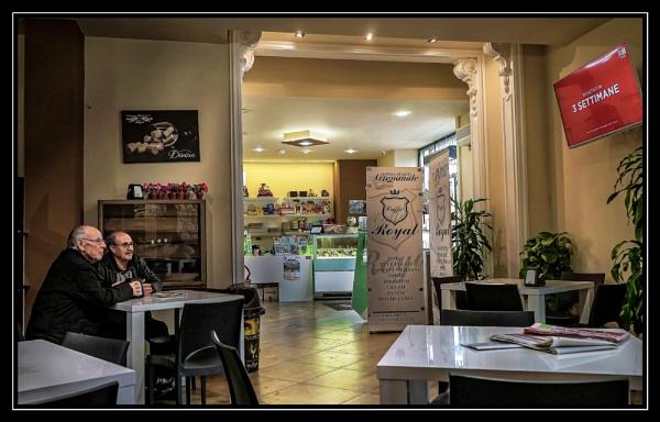 CAFFE ROYAL ------- CACCAMO SICILY by Edcat55