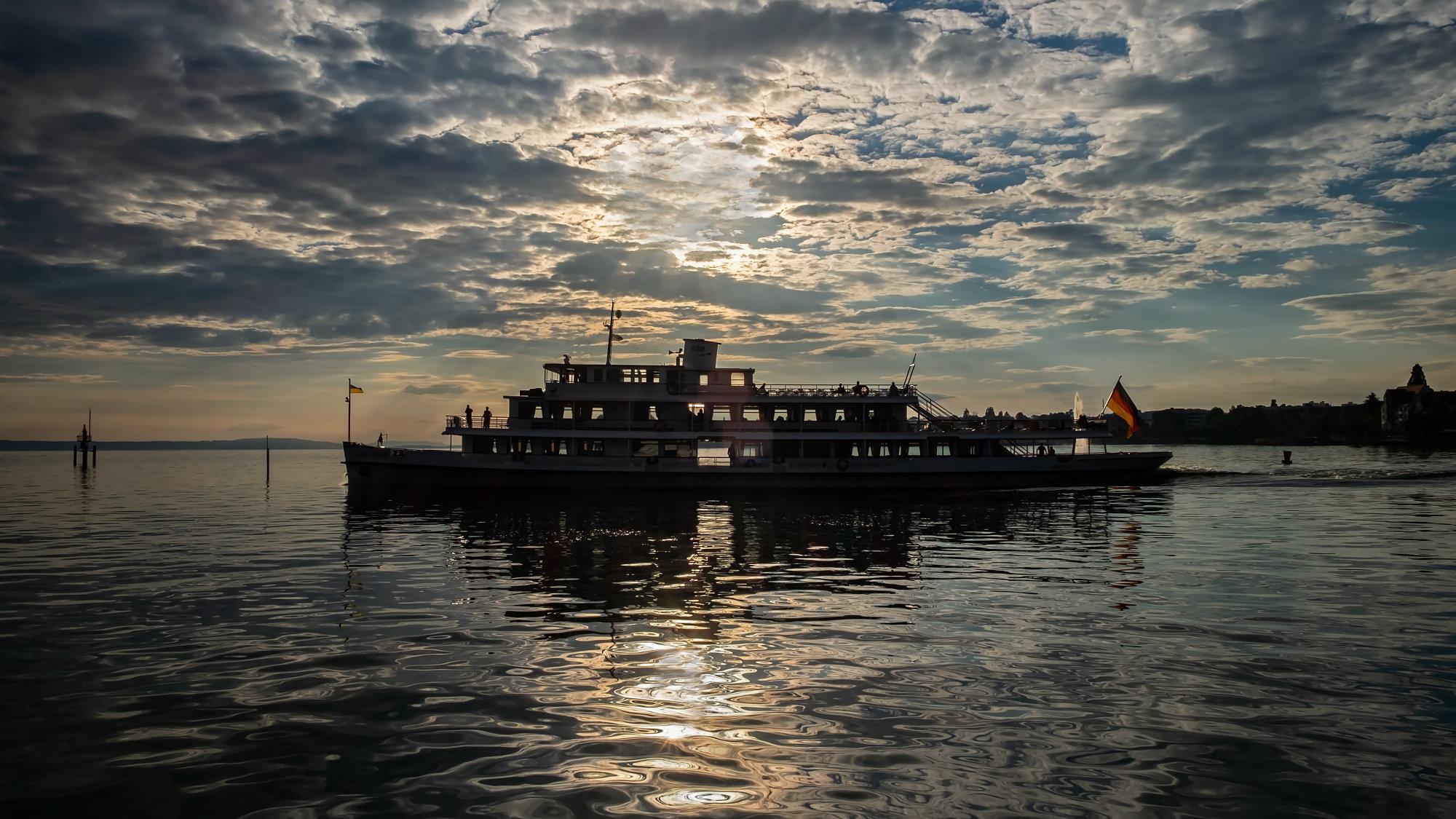 Lindau Ferry