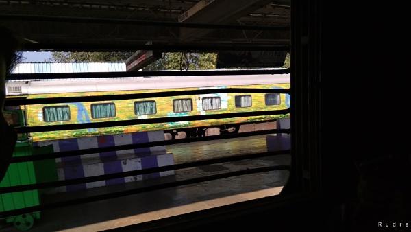 Windows seat. by Rudranath