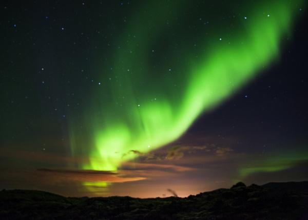 Aurora Borealis by Mickeymike